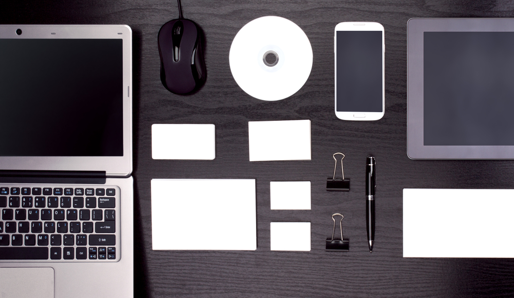 Organize your workspace and keep it clean