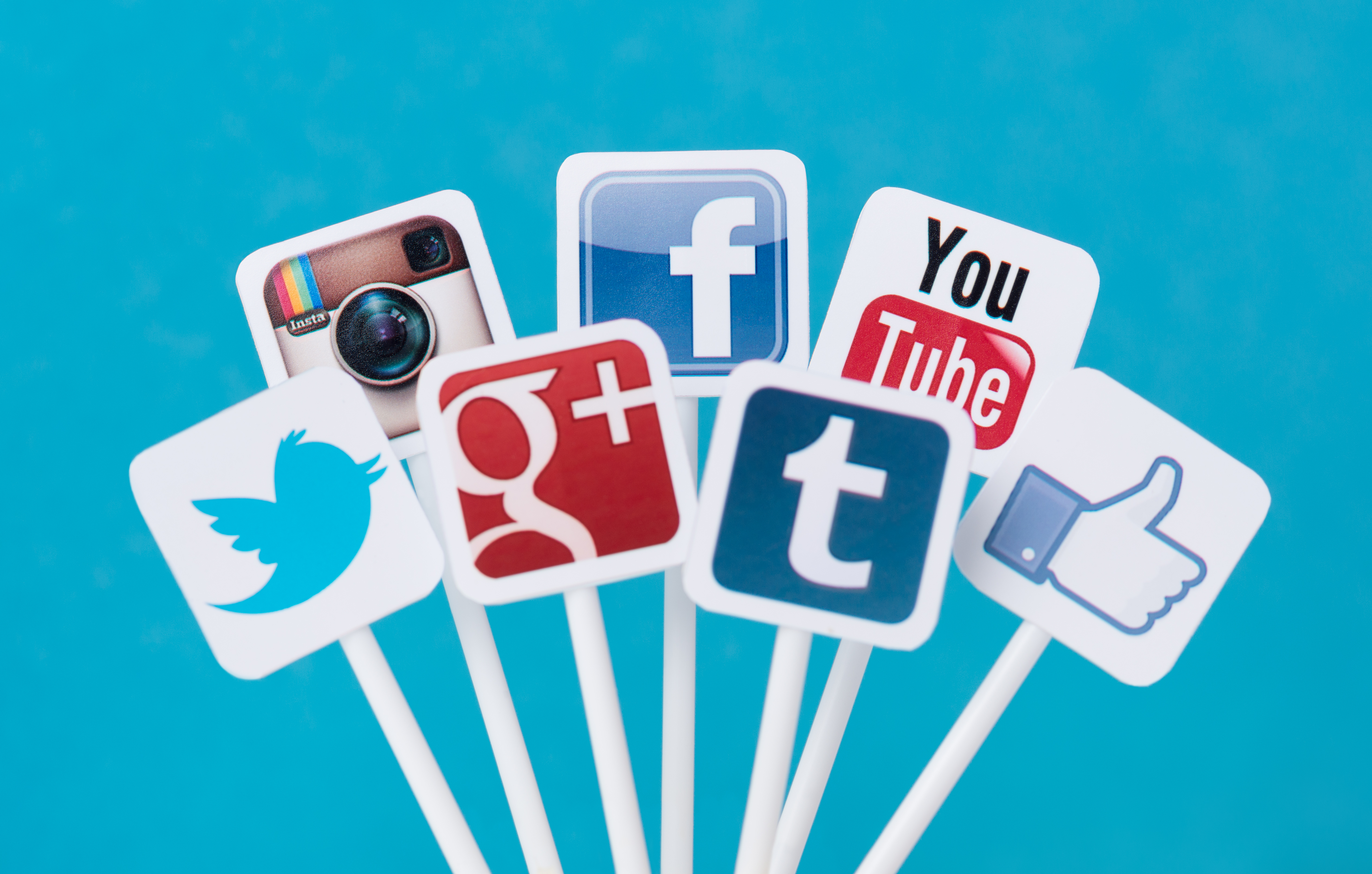 Use social media to show your appreciation