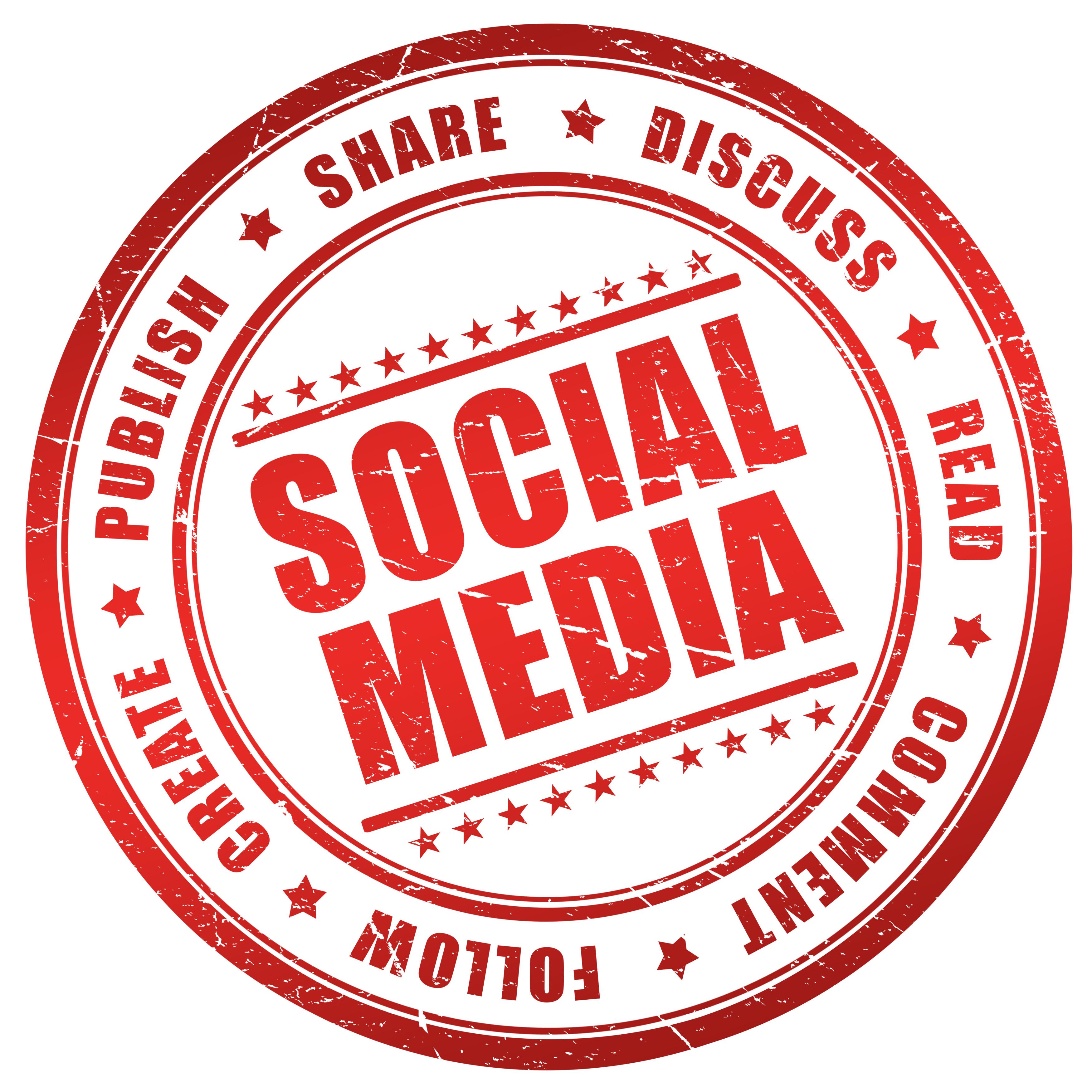 Get Active on Social Media