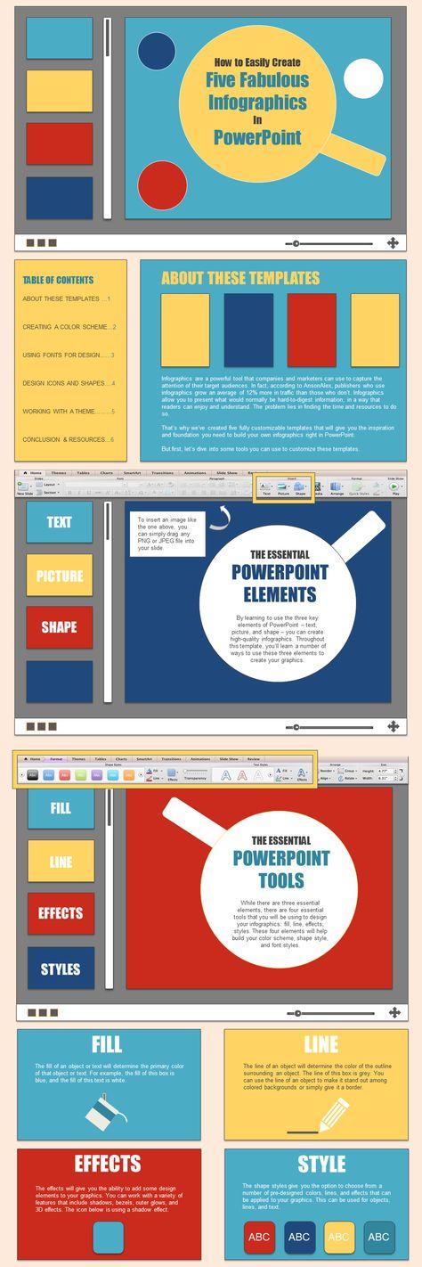 Create Infographics on PowerPoint