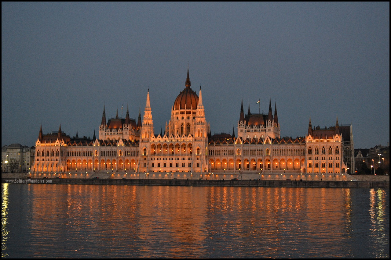 Budapest Photo by Solitary Wanderer