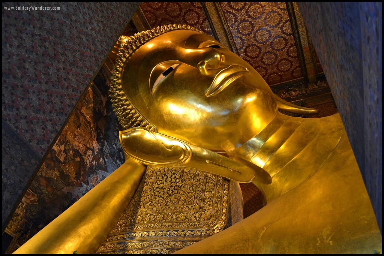 Wat Pho, Bangkok. Photo by Solitary Wanderer