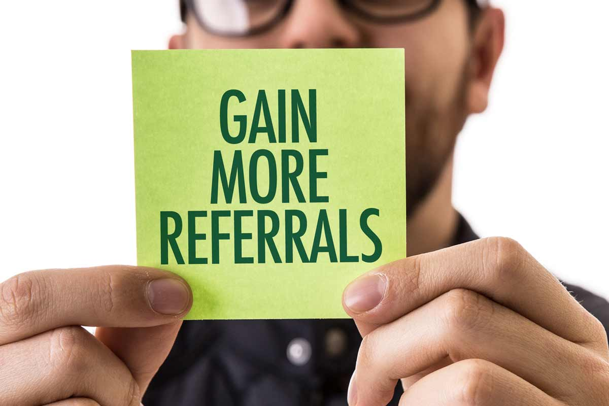 Referrals for Business