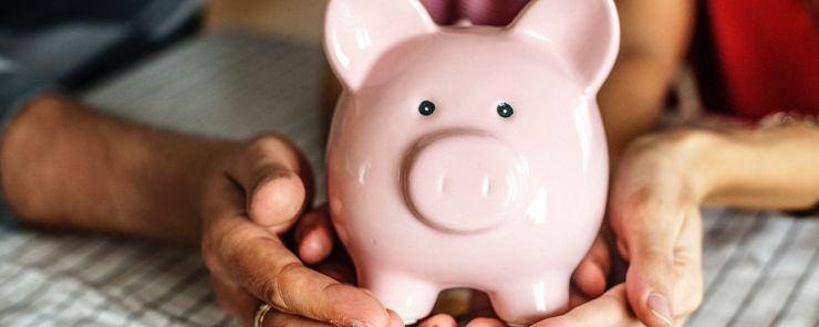 crowdfunding piggy bank