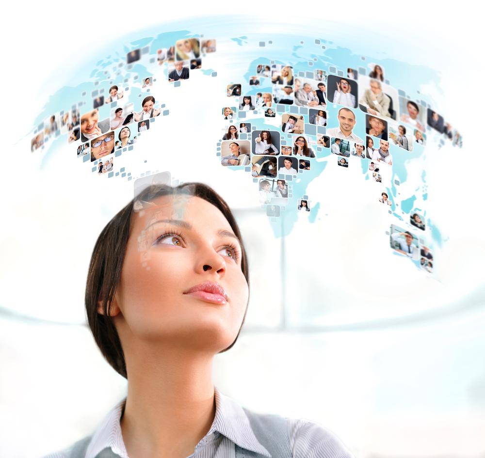world-wide user profile data