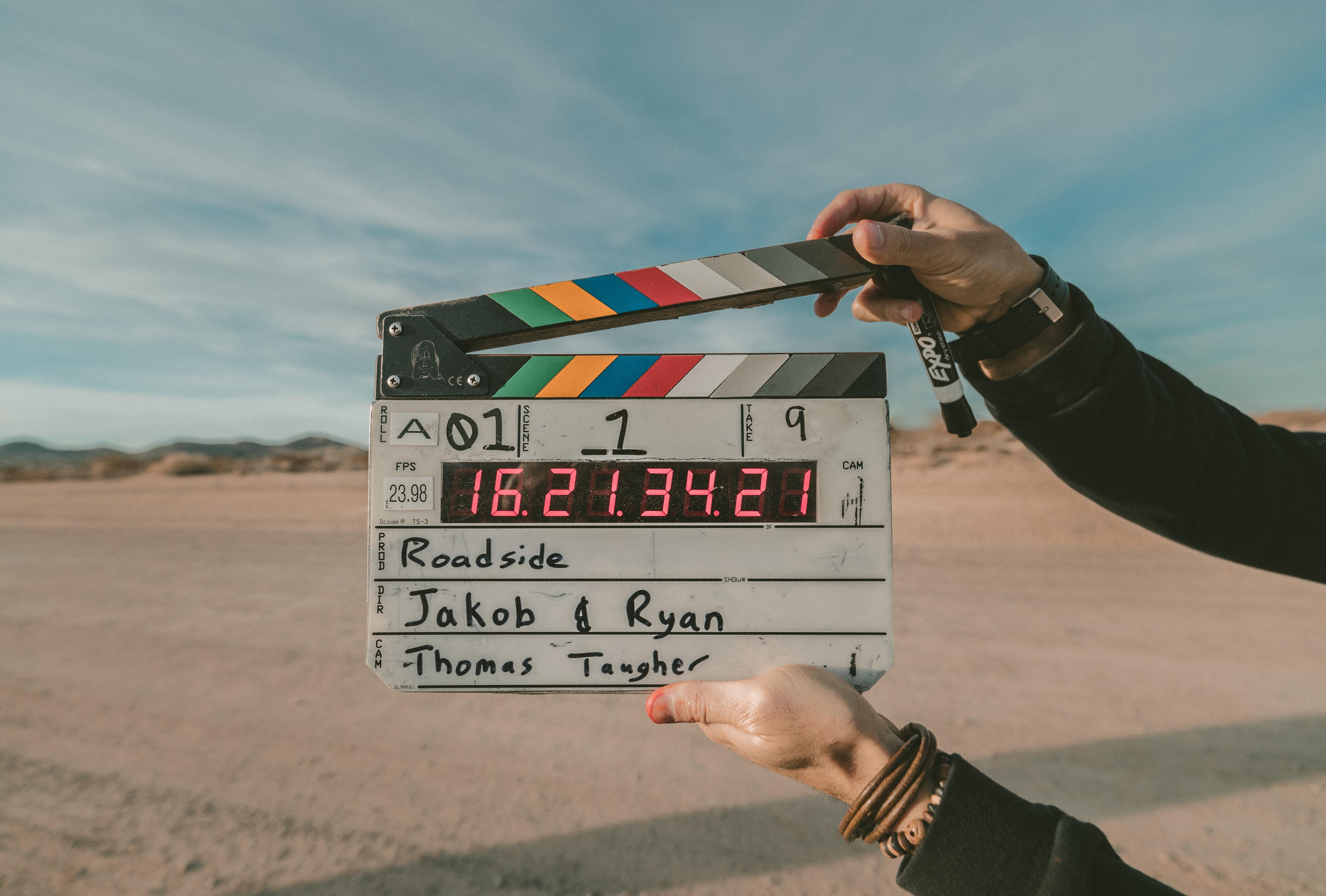 video marketing marker