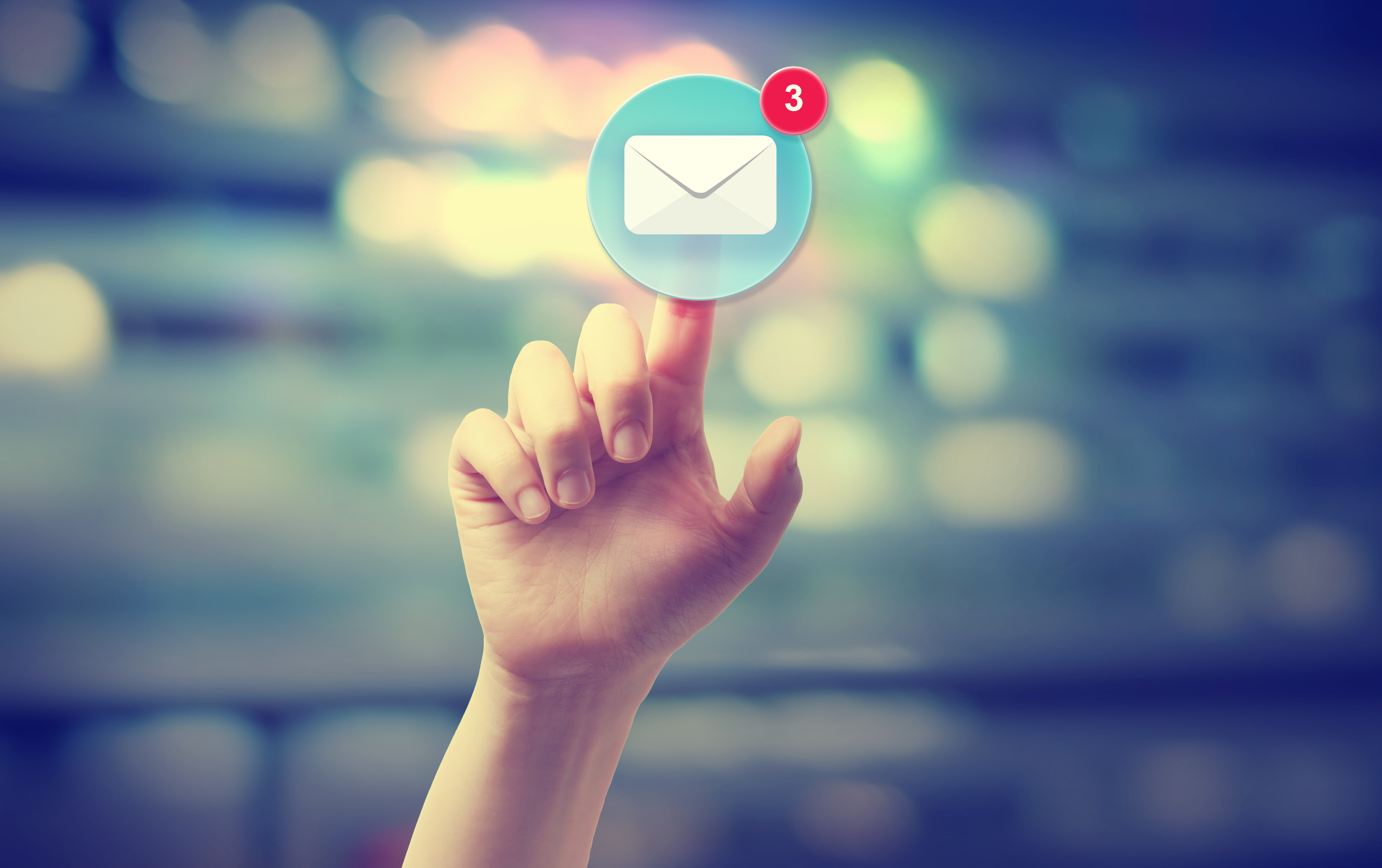 email marketing notification